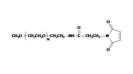 Methoxy PEG Maleimide