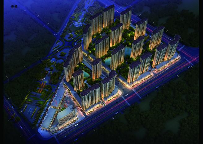蘇通·國際新城-清華苑