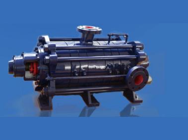 MD85-45型煤礦用耐磨多級離心泵