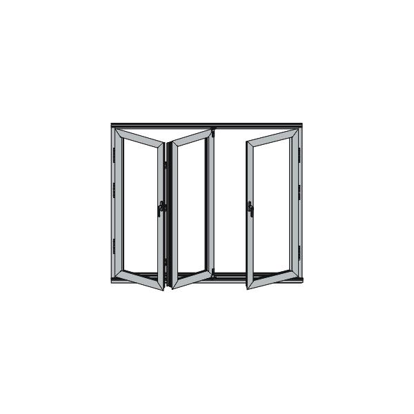歐標C槽折疊門系統B