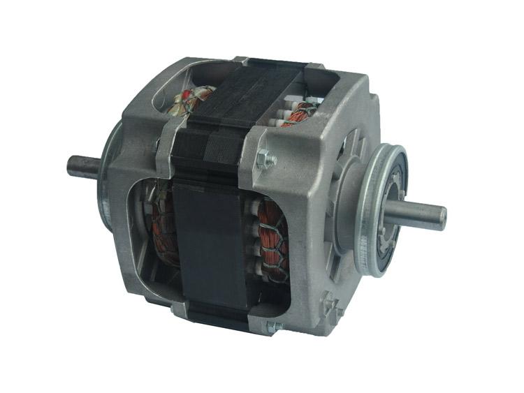 直排式干衣机用电动机