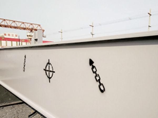 出口日本產品電廠鋼結構