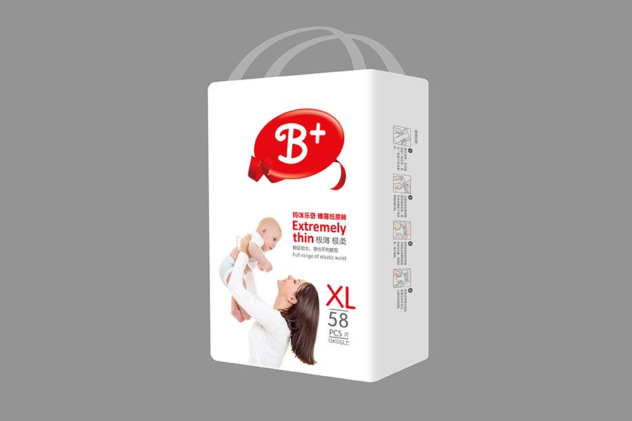 B+紙尿褲 XL碼