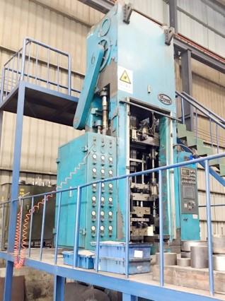 150T机械式压机
