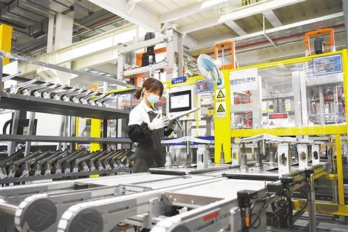 工業互聯網為制造業提供新跳板