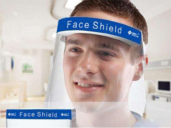 醫用隔離面罩