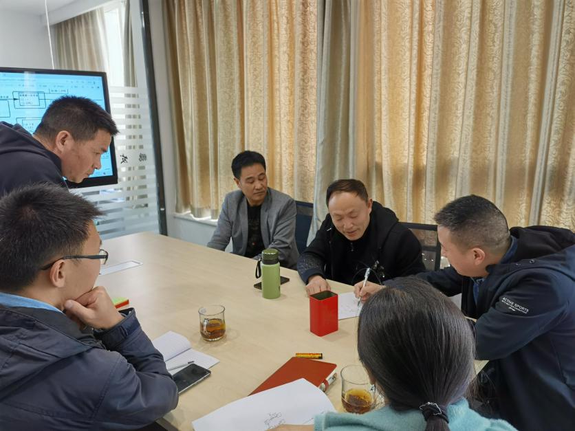 化工院赴四川开展氨基酸系列产品项目技术交流