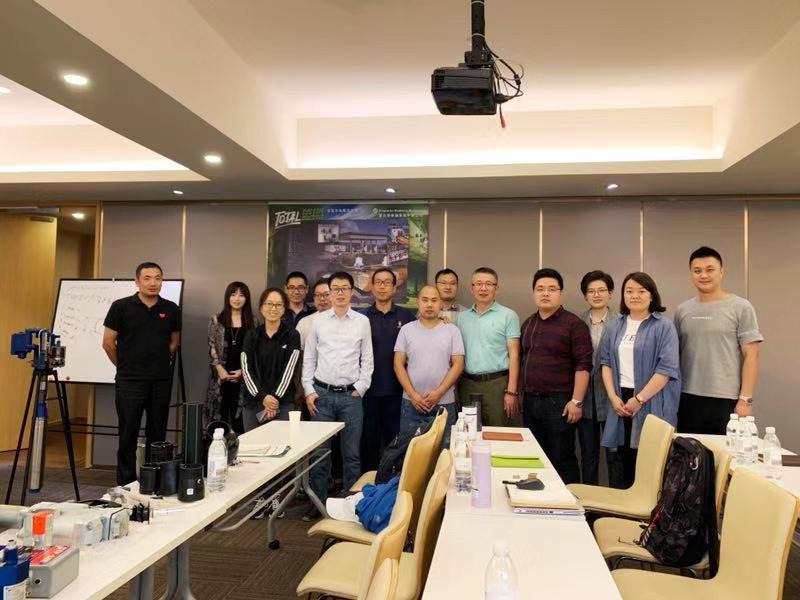 2019年9月,富兰克林产品技术交流会在北京举行