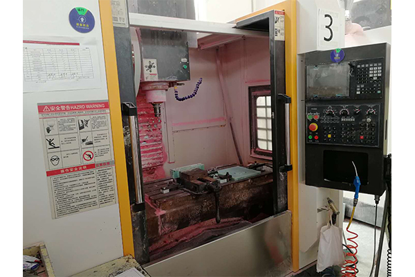 Machining center CNC