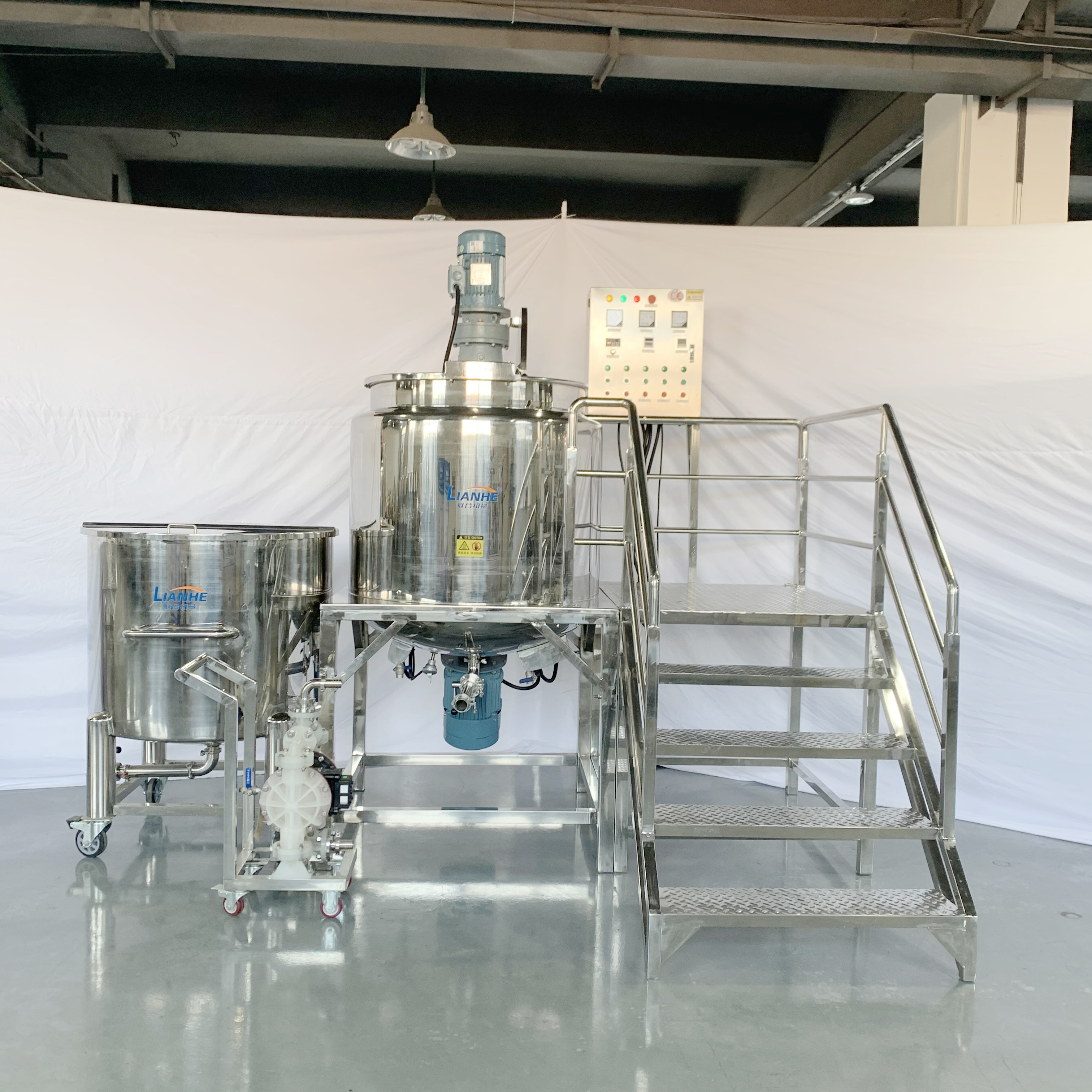 PMC-500L Liquid Washing Mixer