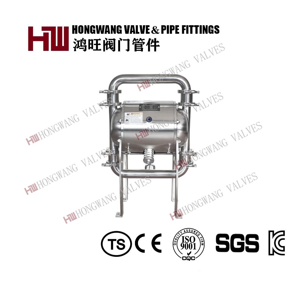 气动隔膜泵-卫生级