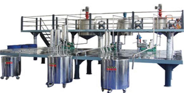 Liquid automatic ink feeding system