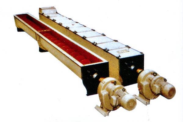 LS、GX系列螺旋輸送機
