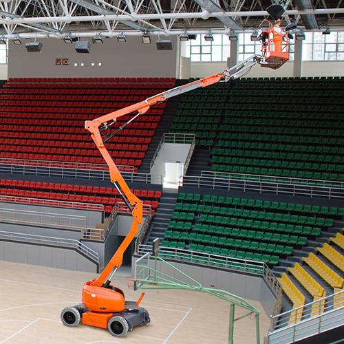 體育館籃球場維護檢修