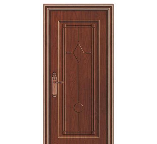 別墅鋼木復合門