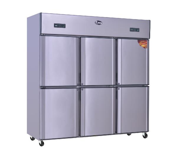 六門冰箱(雙機)