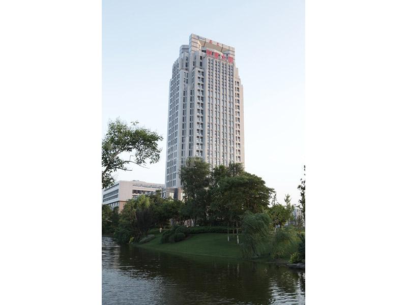 財富大廈25、27-28、30層室內精裝修工程