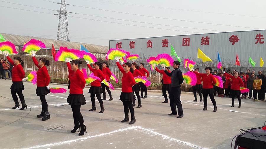 西安同輝冬季職工趣味運動會圓滿舉行