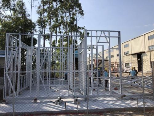 農村建房用裝配式鋼結構的重難點都有哪些呢,為什么會大力發展裝配式