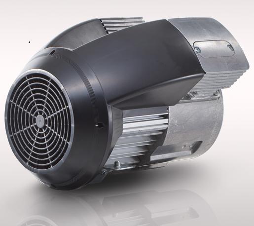 Duerr 小型靜音無油壓縮機KK70系列