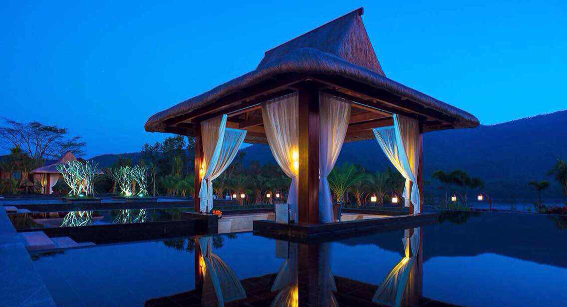 海南·爱游戏木棉湖国际养生旅游度假区