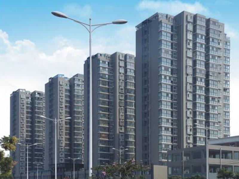 五龍口明渠改造過渡安置房工程