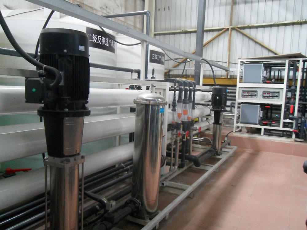 電子級超純水處理設備