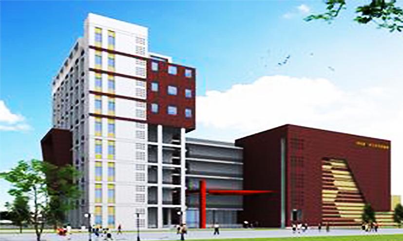 海南中學藝術綜合樓項目