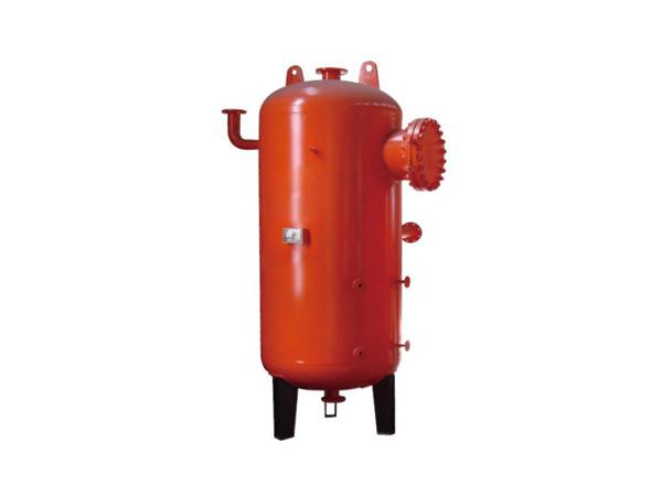 鍋爐輔機設備-連續排污擴容器