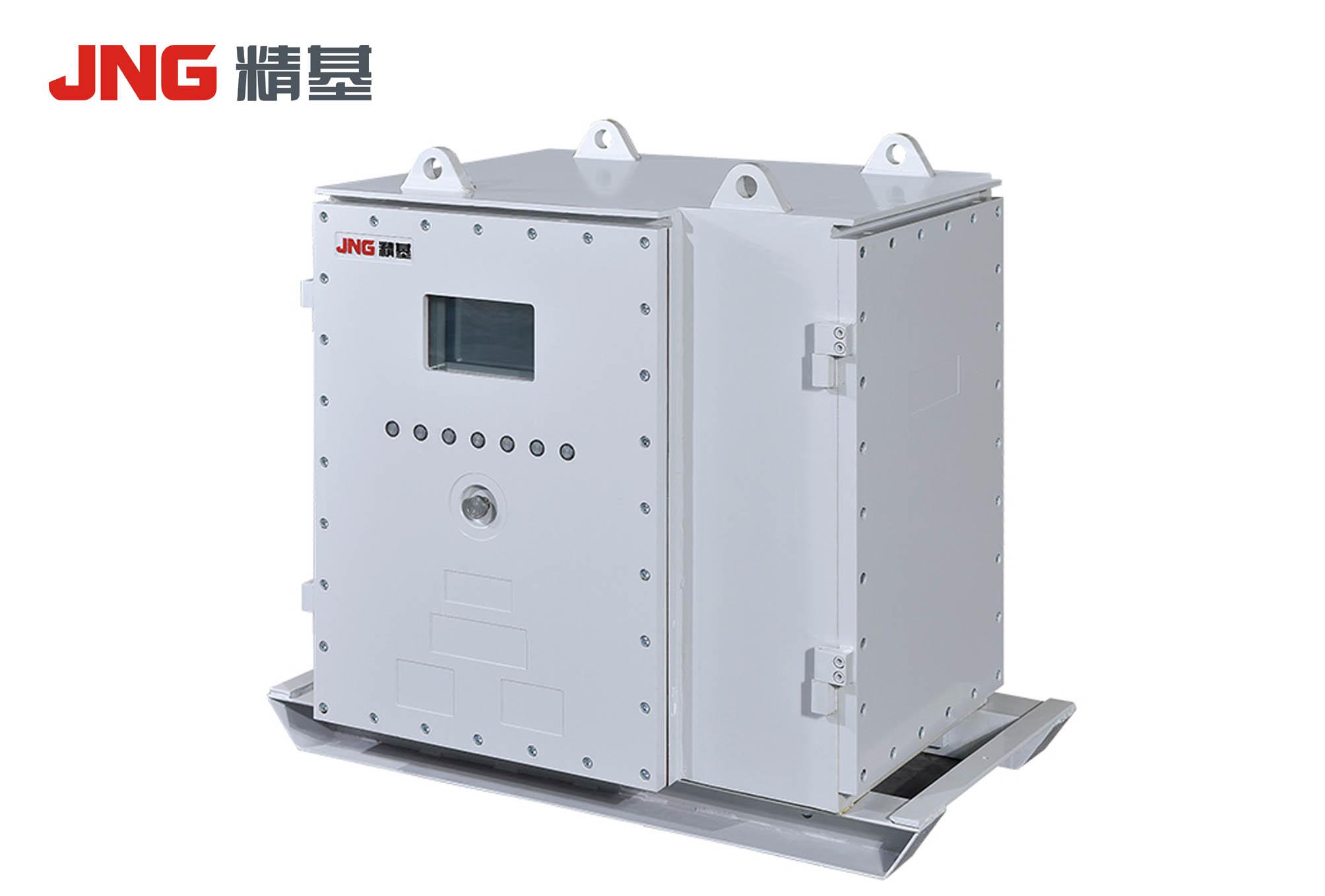 矿用隔爆兼本安型组合控制箱KXJZ-1140(660)