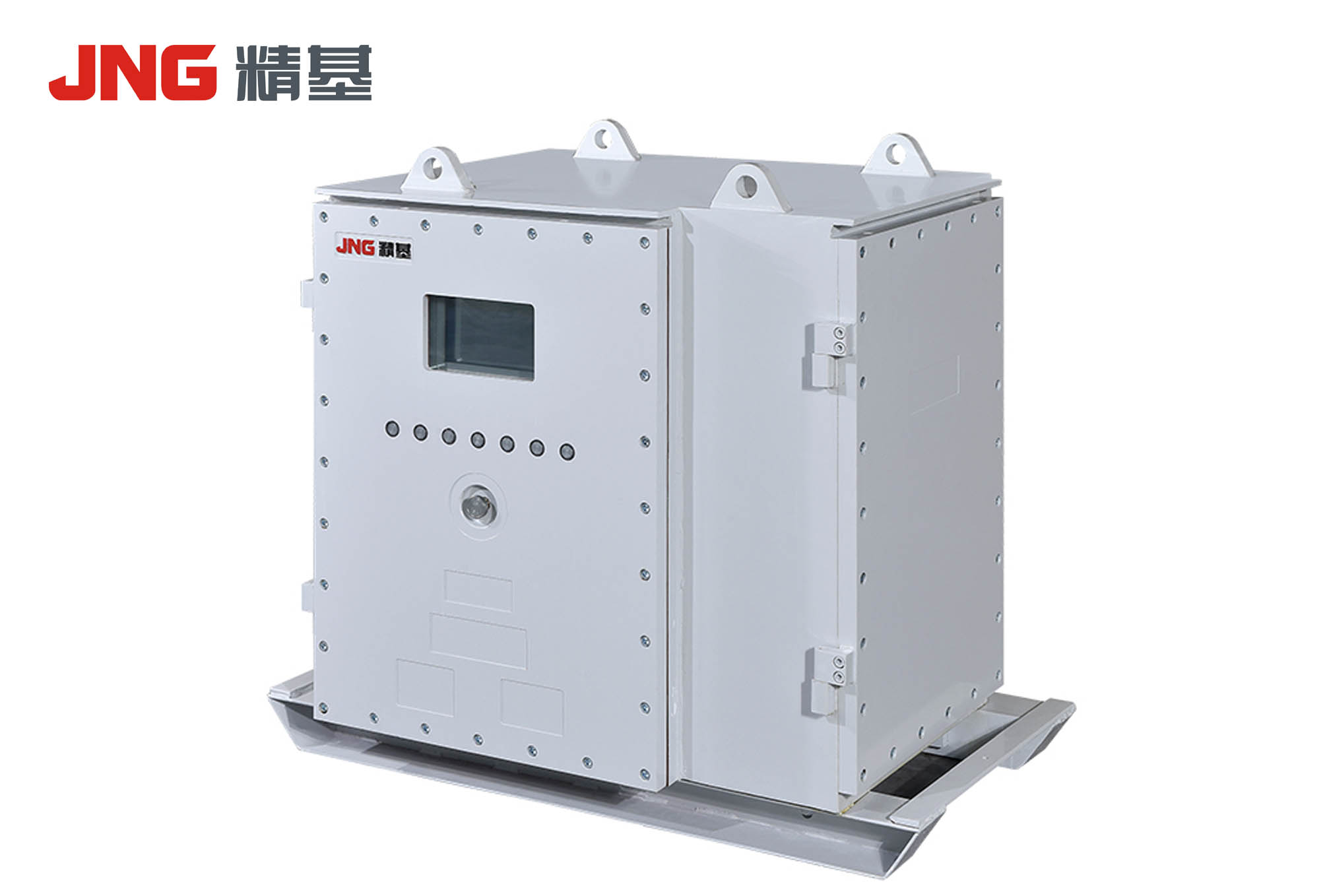 Assembled explosive-proof and intrinsic safety type control box KXJZ-1140 (660) for mines