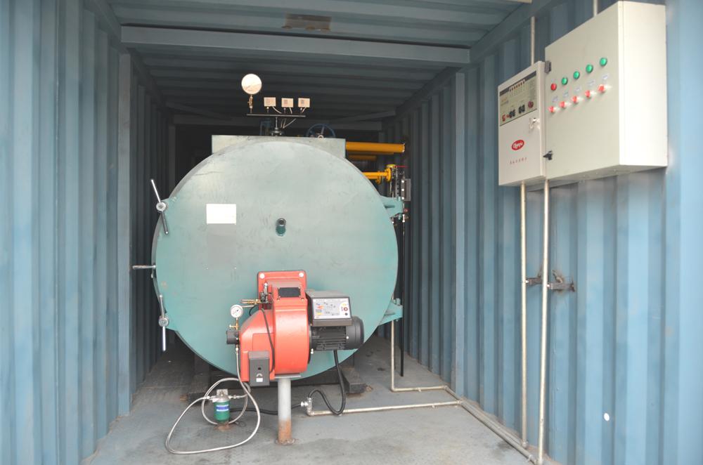 石油鉆機防凍保溫綜合裝置