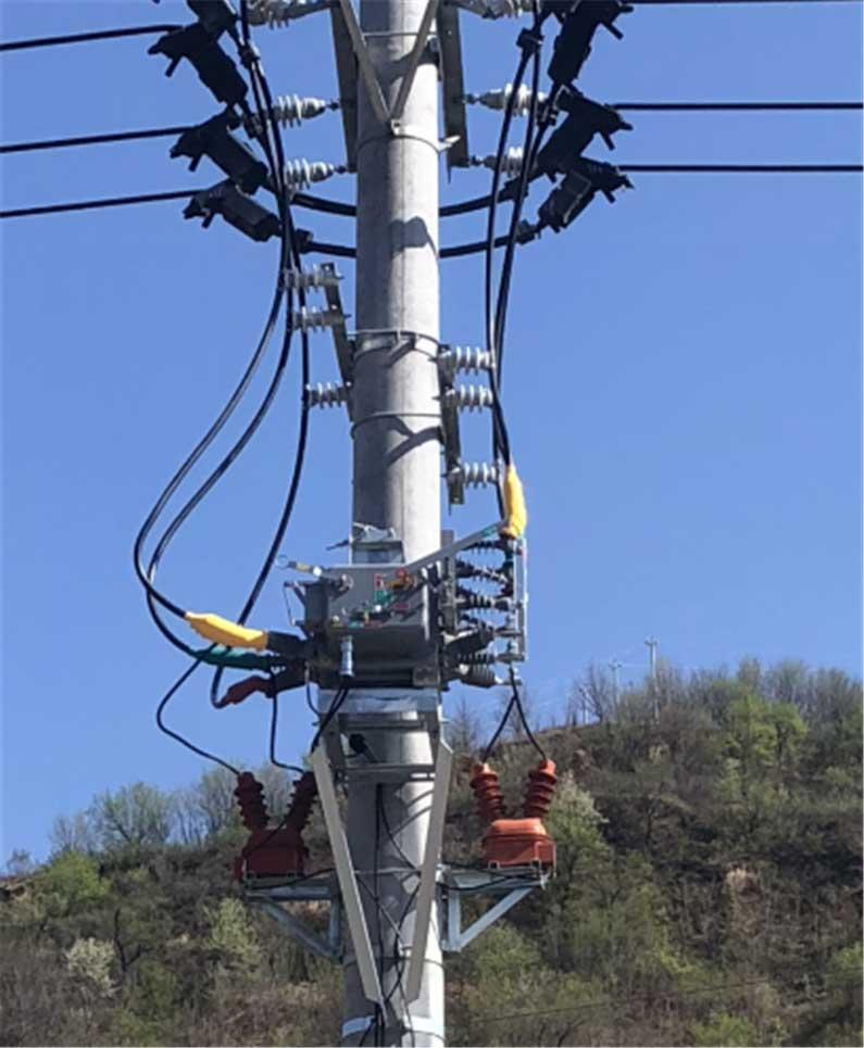 陕西供电公司ZW20柱上断路器