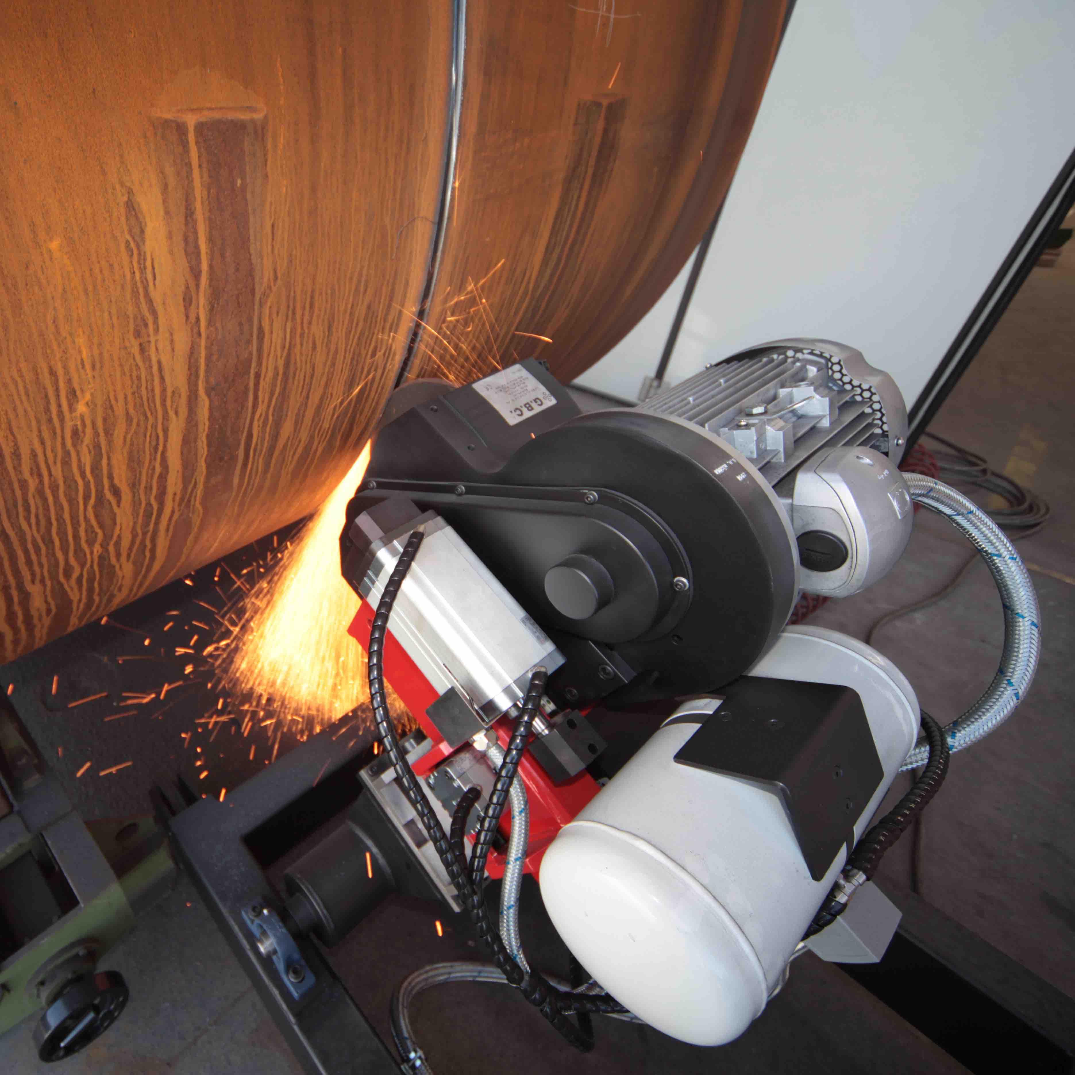 焊缝清根机