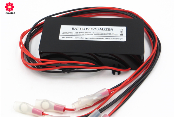 2-12V Battery Equalizer Balancer for LifePo4 Lithium battery pack Balancer extend battery Life