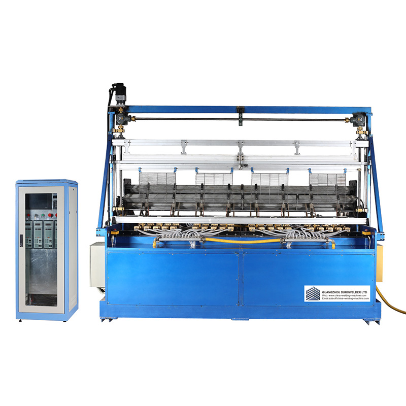 DNW150-2200MM系列立式冰箱網片自動焊機