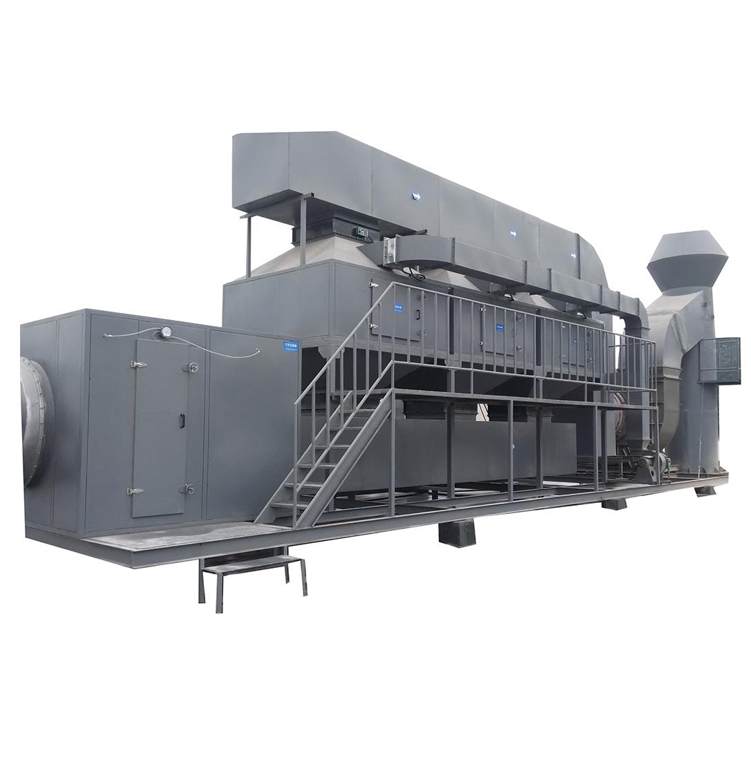 RCO催化燃燒設備