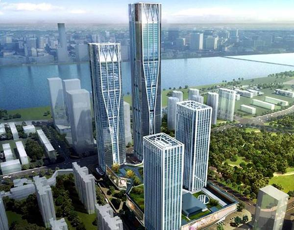 湖南金融中心