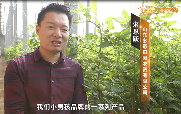 山东多彩田园农资有限公司案例展示