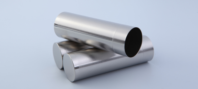 Steel case for cylindrical battery