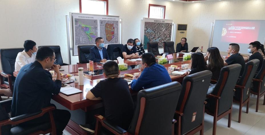 集团公司组织召开迎国庆、中秋党外人士代表座谈会