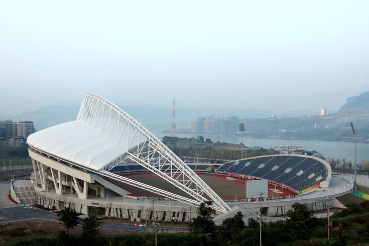 重庆市万州区体育场