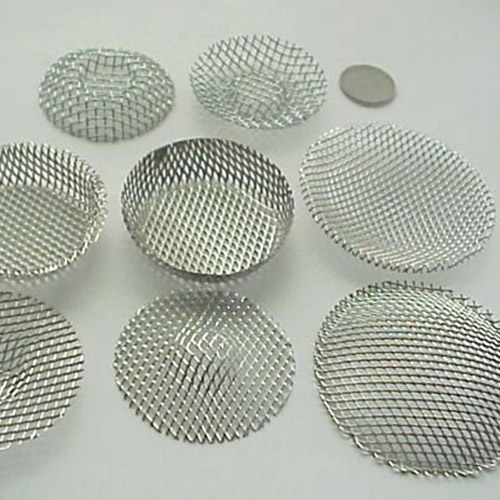 Formed filters