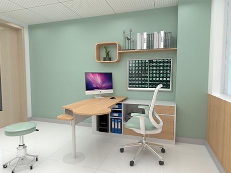 诊室、更衣室、实验室