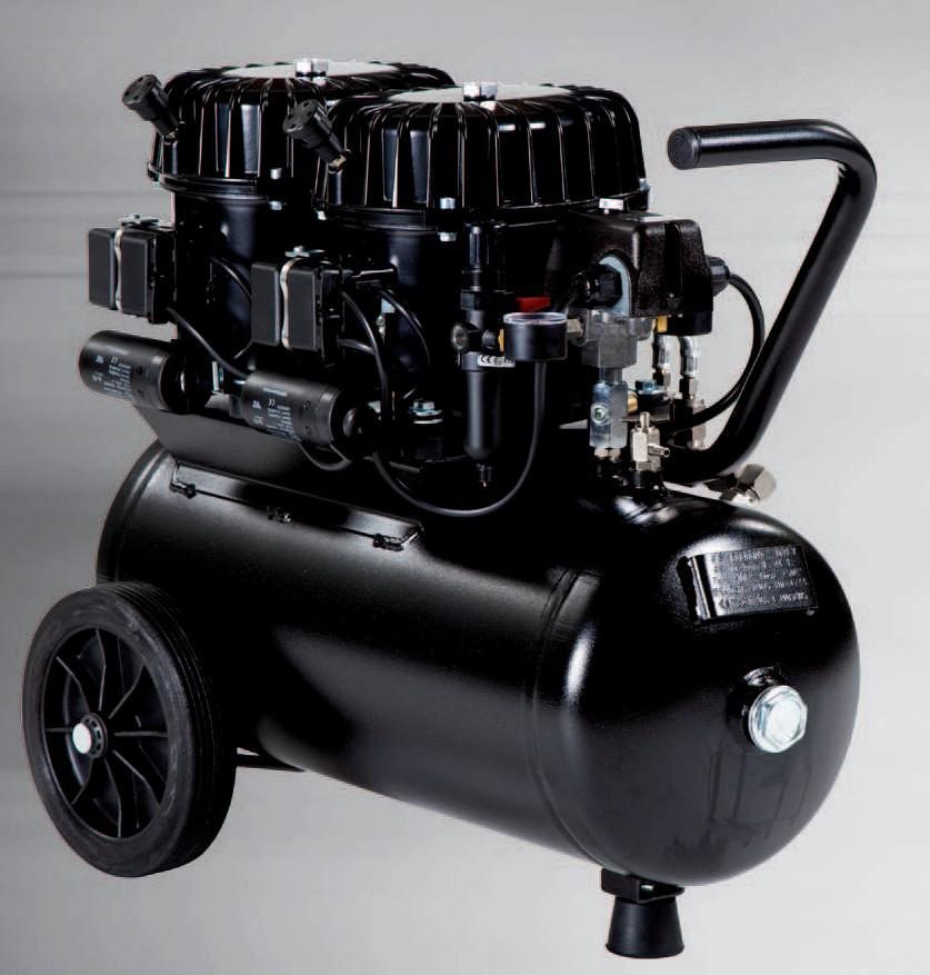 油潤滑靜音空壓機 F100/24AL F100/50AL