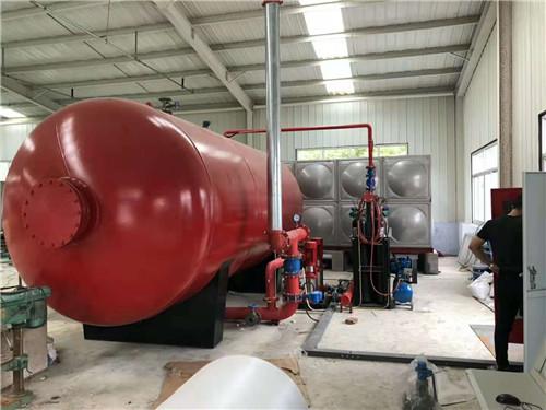 通用型消防氣體頂壓給水設備