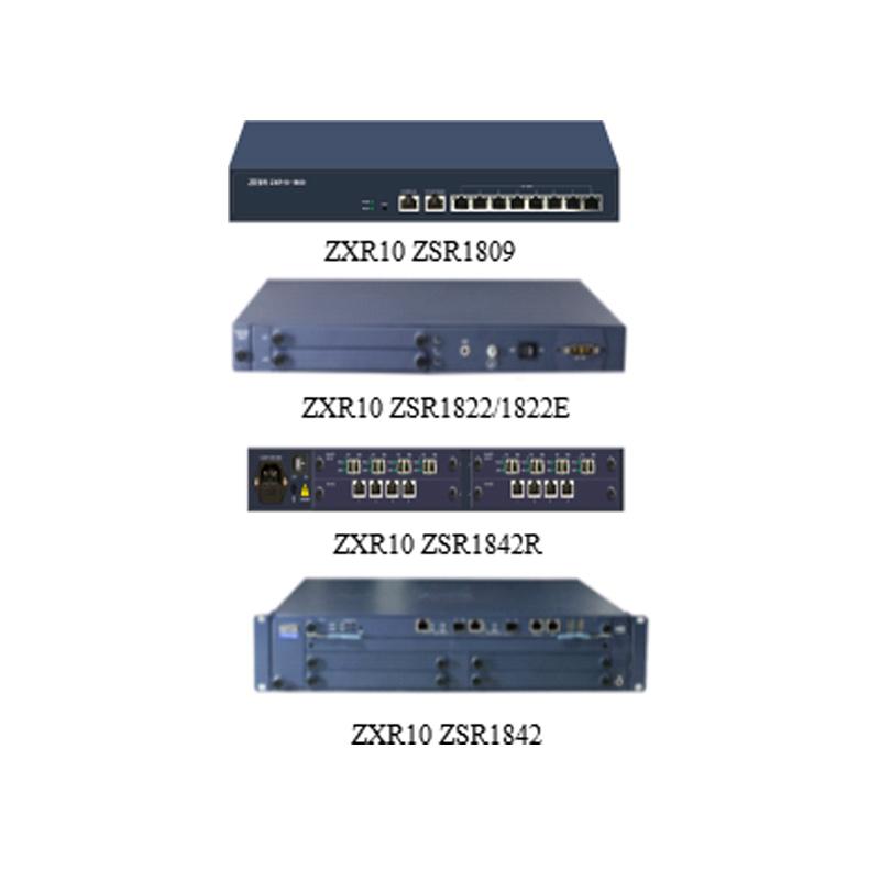 ZXR10 ZSR1800智能集成多业务路由器
