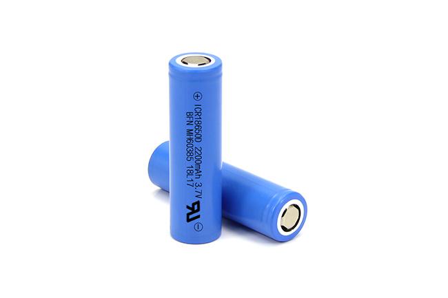BFN 18650HP-2200mAh 3.7V 高倍率電池 10C-20C放電
