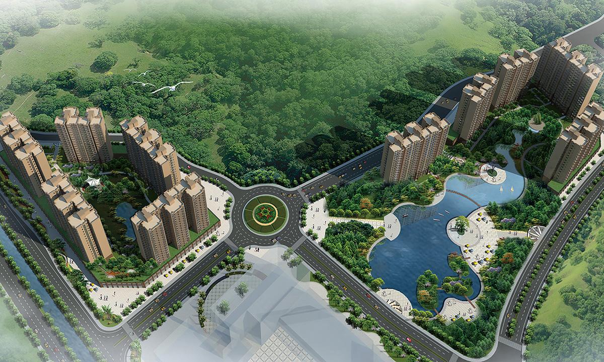 云南魯甸縣卯家灣公共租賃住房建設(2012、2013)項目