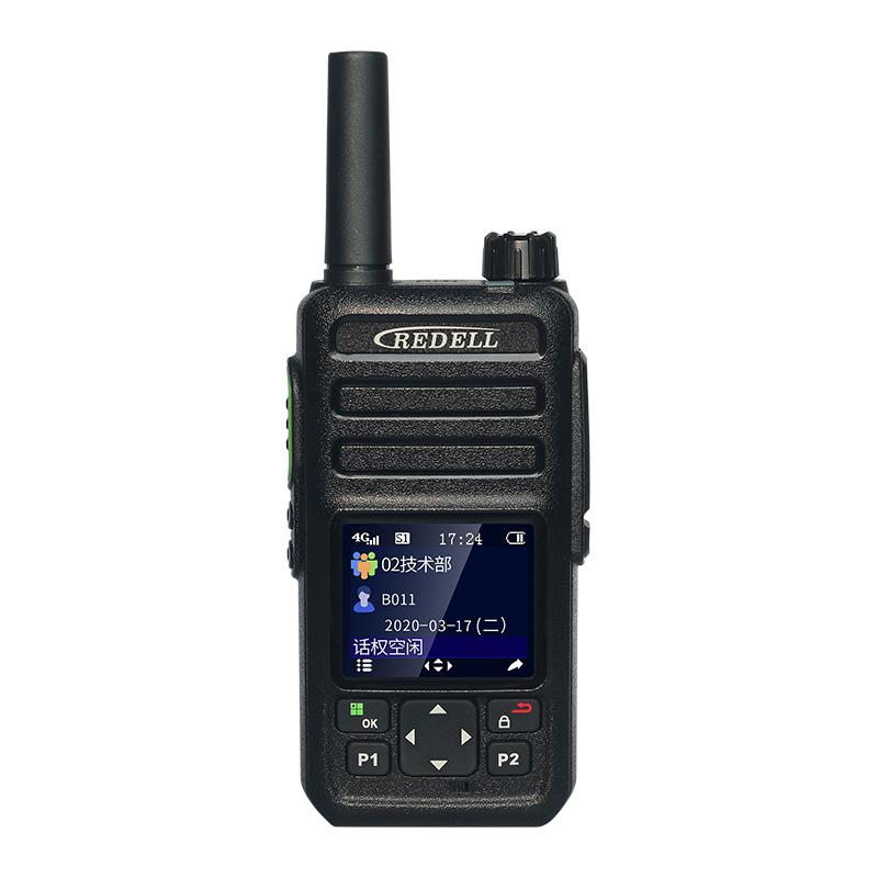 REDELL銳得爾公網對講機插卡對講機全國對講不限距離4G全網通大功率 手持無線民用5000公里戶外DS-850